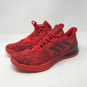 Adidas Harden B/E X MVP Red Scarlet Men's 11.5